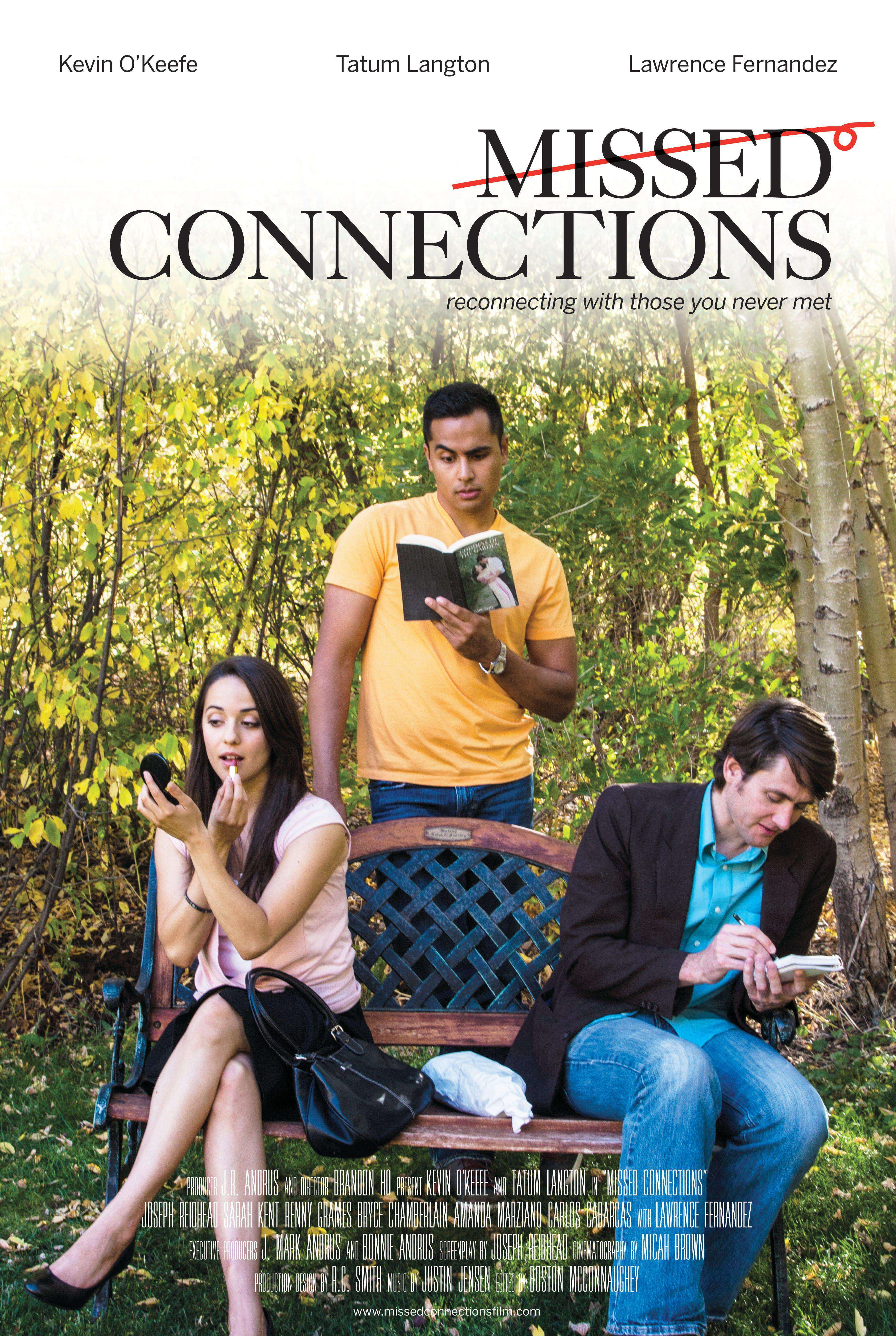 Missed Connections Movie Watch Online   Find Where to