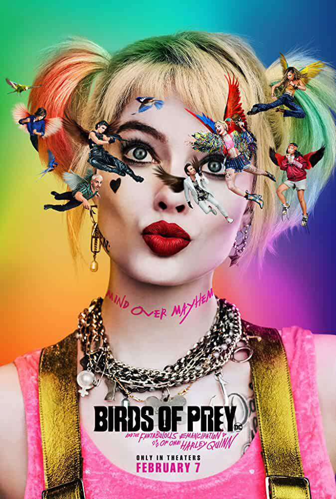 Birds of Prey (And the Fantabulous Emancipation of One Harley Quinn) trailer 1