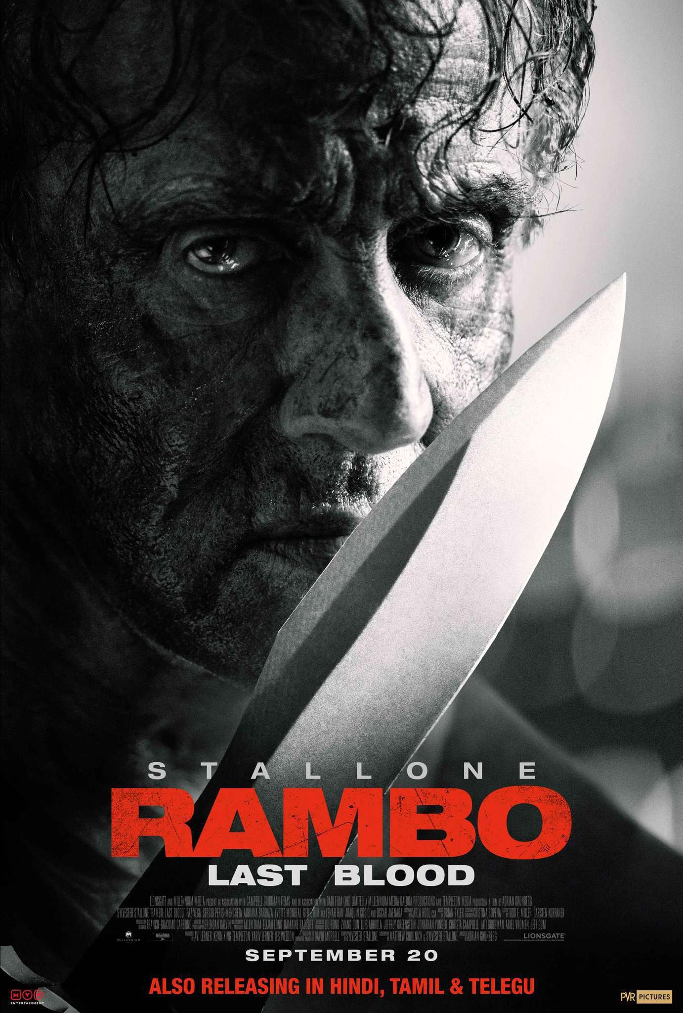 Rambo 5: Last Blood Movie Watch Online   Find Where to Stream Full Movie in HD @ 24reel