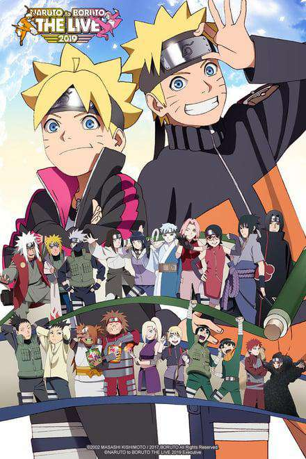 Naruto To Boruto The Live 2019 Where To Watch Full Movie Online 24reel Us