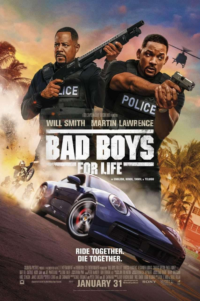 Bad Boys for Life trailer 1