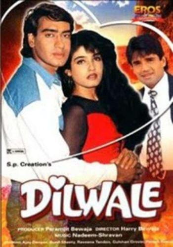 Dilwale (1994) Poster