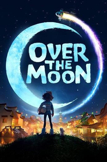 Over the Moon Poster
