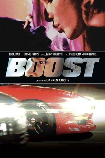 Boost Poster