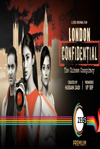 London Confidential Poster