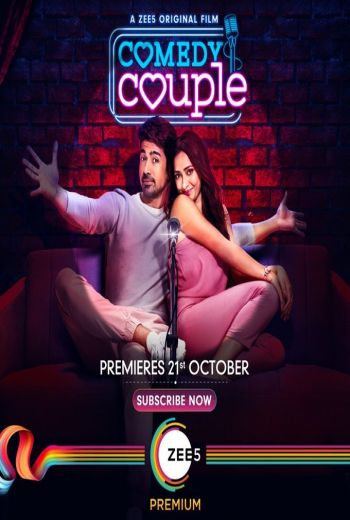 Comedy Couple Poster