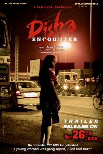 Disha Encounter Poster