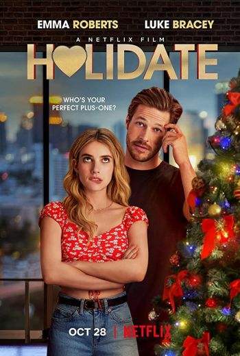 Holidate Poster