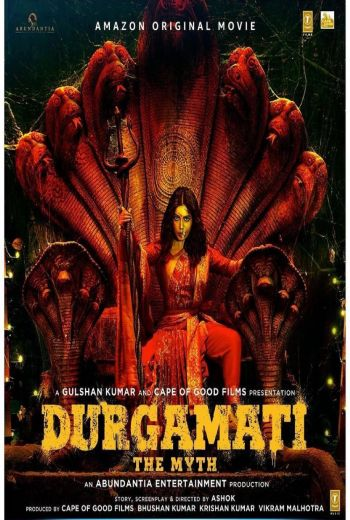 Durgamati The Myth Poster