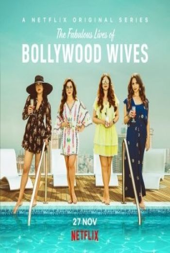 Fabulous Lives Of Bollywood Wives Poster
