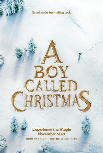 A Boy Called Christmas Poster