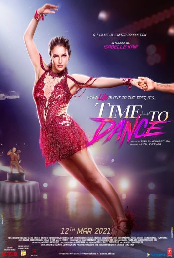 Time To Dance (2021) Poster