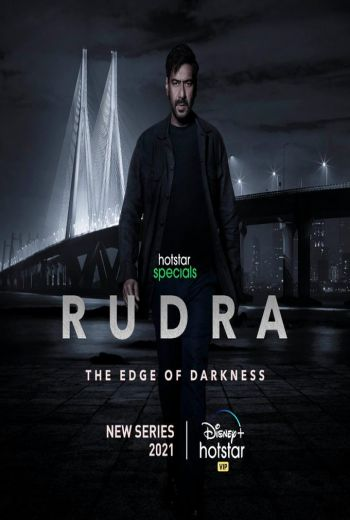 Rudra: The Edge Of Darkness Poster