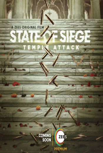 State Of Siege: Temple Attack Poster