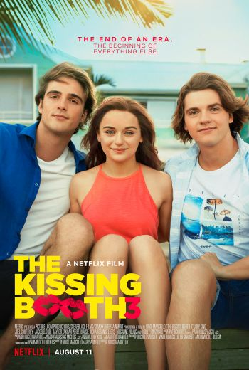 The Kissing Booth 3 Poster
