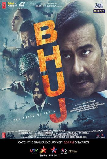 Bhuj: The Pride Of India Poster
