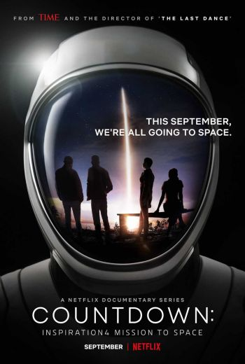Countdown: Inspiration4 Mission To Space Poster