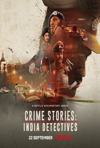 Crime Stories: India Detectives Poster