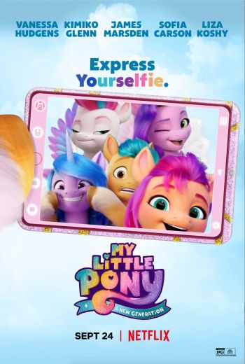 My Little Pony: A New Generation Poster