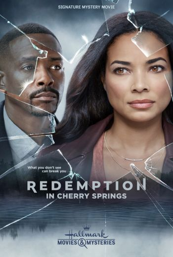 Redemption In Cherry Springs Poster