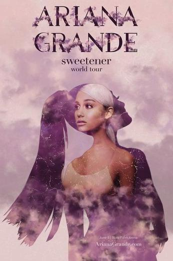 Ariana Grande: Sweetener Sessions (Live in London) Poster