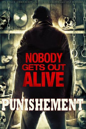 Nobody Gets Out Alive Poster