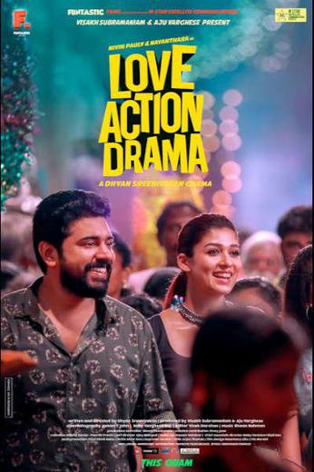Love, Action, Drama Poster