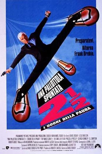 The Naked Gun 2½: The Smell of Fear (1991) - MovieMeter.nl