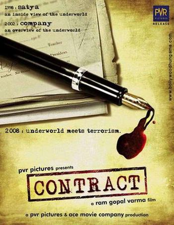 Contract Poster