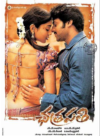 Chatrapathi Poster