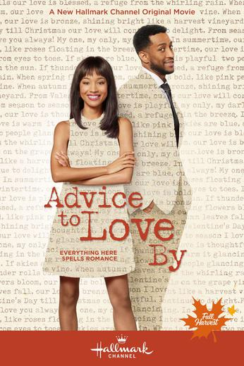 Advice to Love By Poster