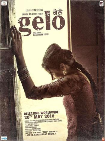 Gelo Poster