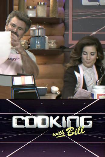 Cooking with Bill: Smoothie Poster