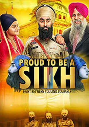 Proud to Be a Sikh Poster