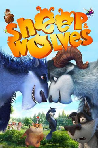 Sheep & Wolves Poster
