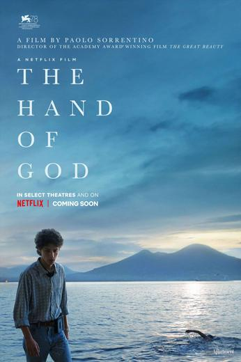 The Hand of God Poster