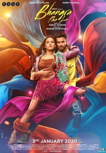 Bhangra Paa Le Poster