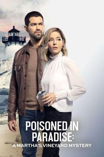 Poisoned in Paradise: A Martha's Vineyard Mystery Poster