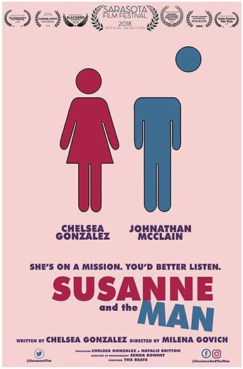 Susanne and the Man Poster