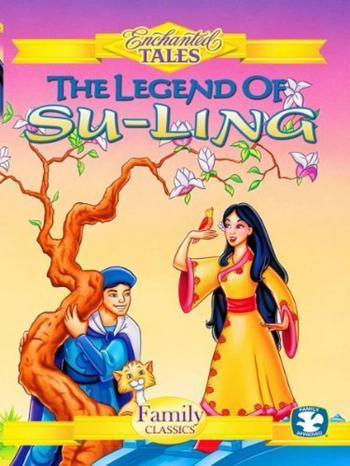 The Legend of Su-Ling Poster