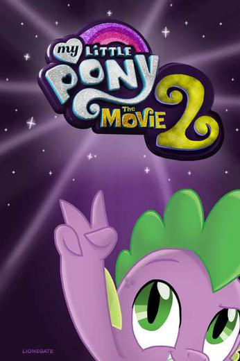 Untitled My Little Pony Movie Poster