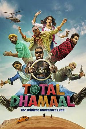Total Dhamaal Poster