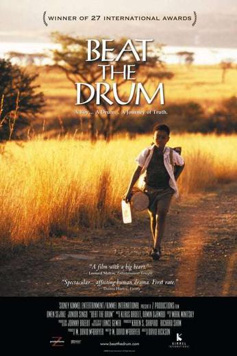 Beat the Drum Poster