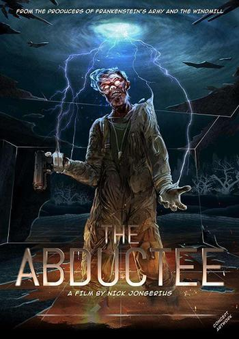 The Abductee Poster