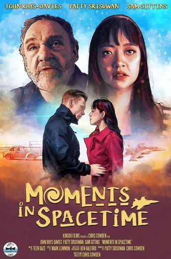 Moments in Spacetime Poster