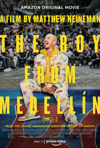 The Boy From Medelln Poster