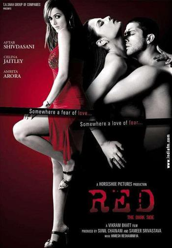 Red : The Dark Side Poster