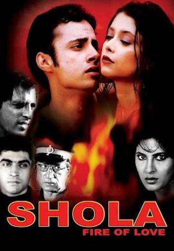 Shola: Fire of Love Poster