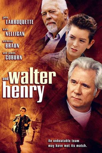 Walter and Henry Poster