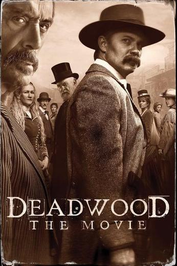 Deadwood: The Movie Poster